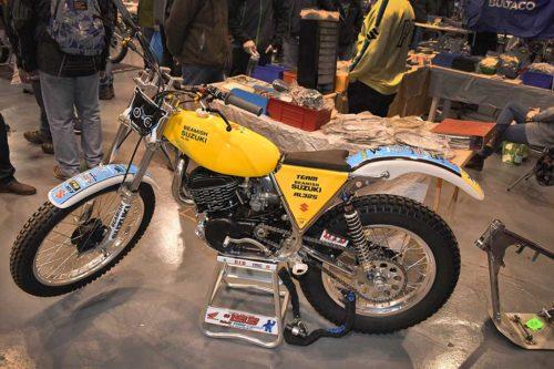 Reader's Rides – Ian Cook's Suzuki RL325