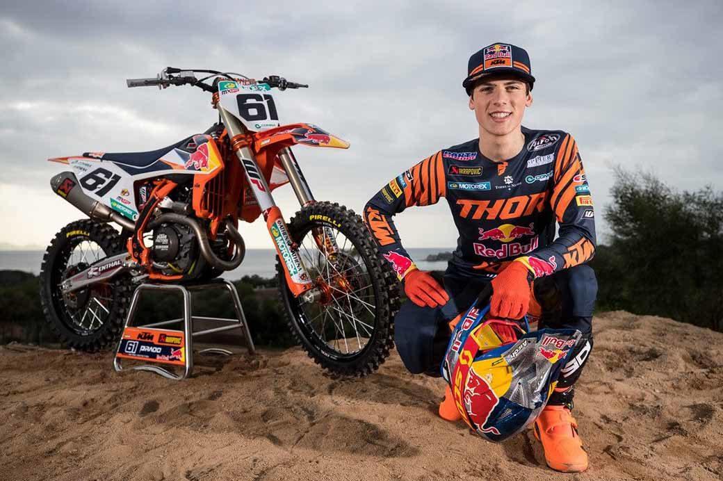 KTM star Jorge Prado fit for 2020 MXGP opener