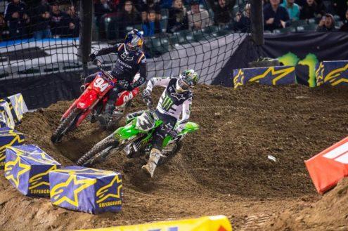 Oakland 2020 Supercross race report & results