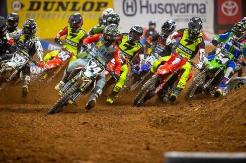 Atlanta Supercross Results 2020