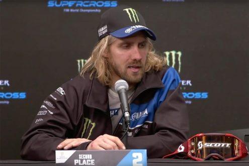 Atlanta Supercross: Post-Race Press Conference