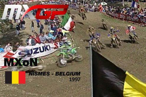 Motocross des Nations History – Ep.1 MXdN 1997 Belgium, Nismes