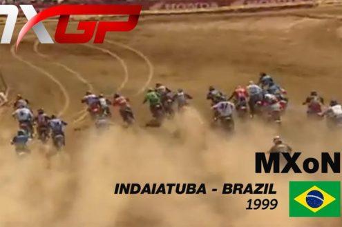 Motocross des Nations History – Ep.3 MXdN 1999 Brazil, Indaiatuba