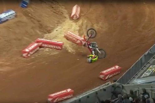 VIDEO: Atlanta 250SX Main Event Highlights – 2020 AMA Supercross