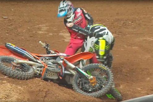 VIDEO: Atlanta 450SX Main Event Highlights – 2020 AMA Supercross