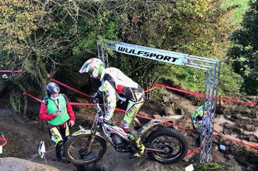 Iwan Roberts confirmed as ACU Trial GB Champion