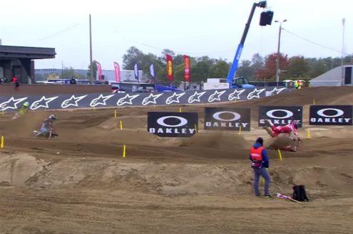 VIDEO: MXGP of Flanders 2020 Highlights