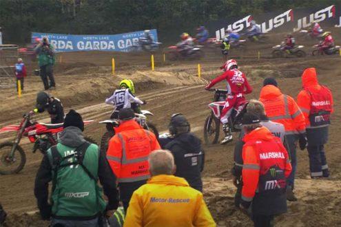 VIDEO: EMX125 Lommel 2020 Highlights