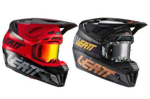 Leatt 8.5 and 9.5 Helmets