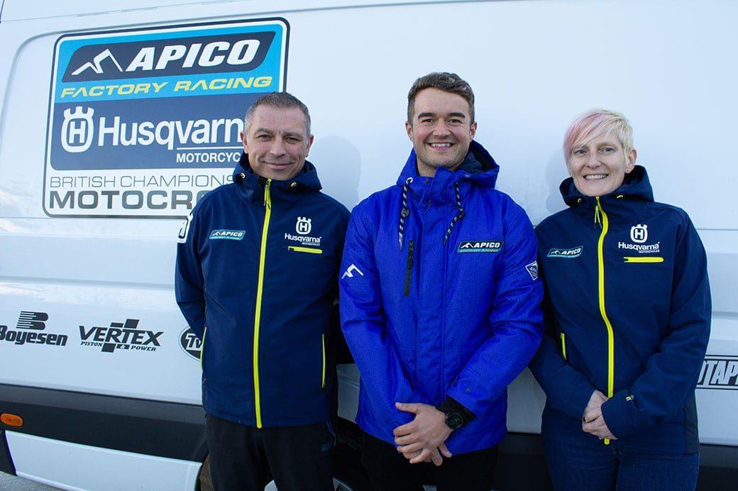 Jake Shipton agrees terms for 2021 with Apico Husqvarna Racing