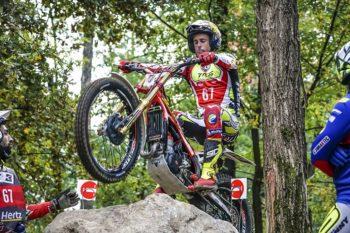 TRRS factory star Adam Raga is the 2020 Spanish Trials Champion