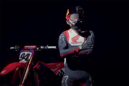 Monster Energy Supercross 4 video game release date