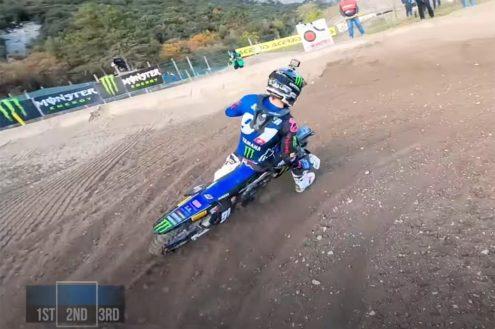 VIDEO: Gautier Paulin GoPro – MXGP of Garda Trentino 2020