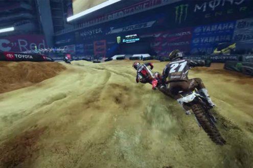 VIDEO: Monster Energy Supercross 4 video game trailer