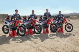 2021 Smartop/Bullfrog Spas/MotoConcepts Honda team