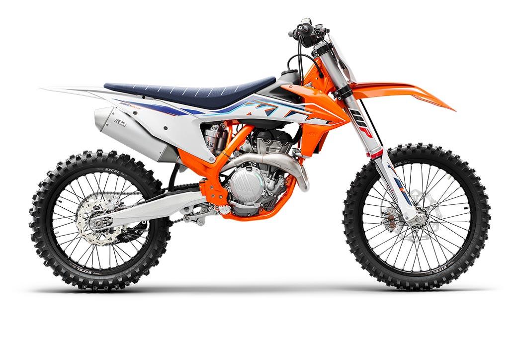 2022 KTM 350-SX-F 90 right